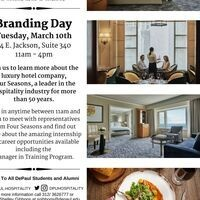 Four Seasons Branding Day