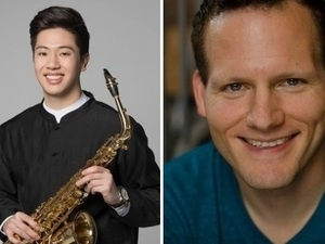 Tae Ho Hwang/Michael Sheppard Classical Saxophone Concert
