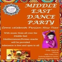 Middle East Dance Party