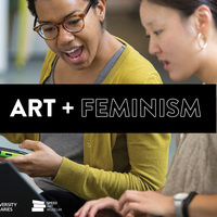 2020 Art+Feminism Wikipedia Edit-a-thon