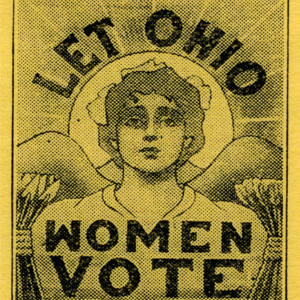 CANCELED: Vadae G. Meekison and the Campaign for Suffrage in Northwest Ohio