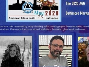 American Glass Guild 20th Anniversary National Conference