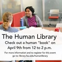 Postponed - The Human Library