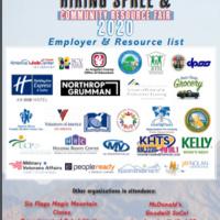 SCV  Hiring Spree and Community Resource Fair