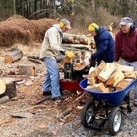 Canceled - Wood(en) Volunteer Day with Friends of Pinchot