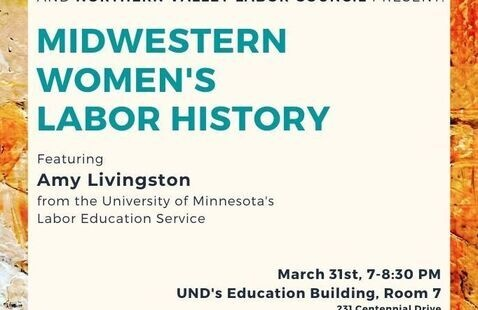 Amy Livingston Talk on Midwestern Women's Labor History