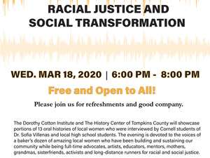 Local Sisters of Change - Voices for Racial Justice
