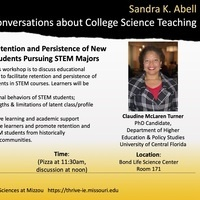 Abell Conversations about College Science Teaching