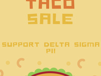 DSP Taco Sale!