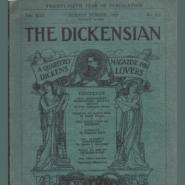 CANCELED: 'Reading as if for Life: Dickens, the Dickensian, and the Common Reader'