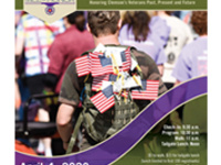 Sixth annual Walk for Veterans (Virtual)