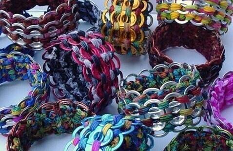 Poptab Bracelets