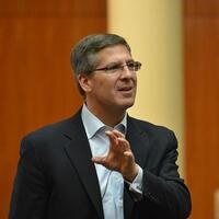 "Alumnus Bob Moritz: ""New World, New Skills"""