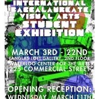 International Baccalaureate Exhibition Opening Reception