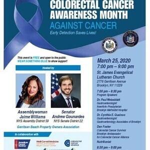 Free Colon Cancer Screening Events At Newyork Presbyterian