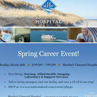 Spring Career Event