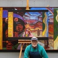 """CANCELED George Johanson: """"An Artist's Education: What I've Learned and Unlearned"""""""