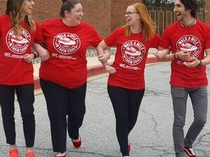 GBMC 5th annual Walk a Mile in Their Shoes