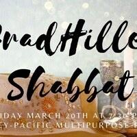 GradHillel Shabbat Dinner