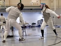 MFG Rolla Fencing Tournament April 2020