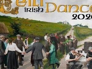 St. Patrick's DayCeiliIrish Dance at TCFA