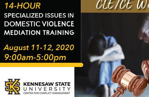 Domestic Violence Mediation Training