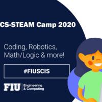 CS-STEAM Summer Camp At FIU