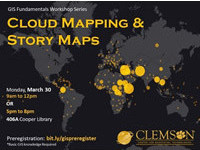 Intro to Cloud Mapping and Story Maps with ArcGIS Online--morning session
