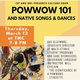 Culture Hour - Powwow 101 CANCELLED
