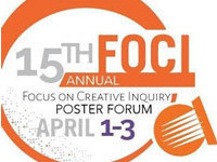 CANCELED 15th Annual Focus on Creative Inquiry Poster Forum