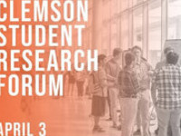 CANCELED 3rd Annual Clemson Student Research Forum