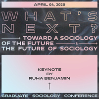 CANCELLED: 2020 Sociology Graduate Conference at The New School for Social Research
