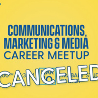 VIRTUAL RESUME DROP: COMMUNICATIONS, MARKETING & MEDIA CAREER MEETUP