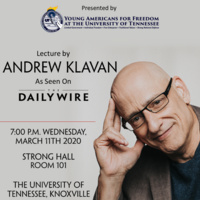 """""""Silence Equals Slavery"""" - Lecture by Andrew Klavan"""