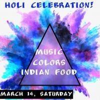 Cancelled: Holi Celebration