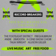 Columbia Presents An Evening at Record Breakers