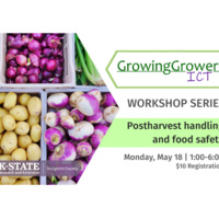Growing Growers ICT - Postharvest Handling and Food Safety Workshop