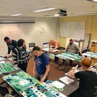 Urban Planning Grad School Open House