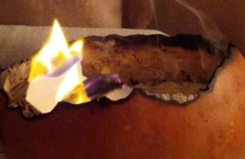 Burning Bowl Ceremony