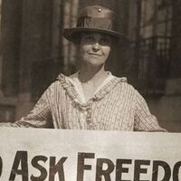 CANCELED - Talk: The 19th Amendment - Progress Women Have Made Since Getting the Vote