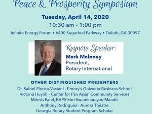 Peace & Prosperity Symposium