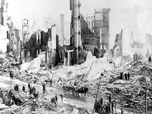 Out of the Ashes: The Great Baltimore Fire of 1904