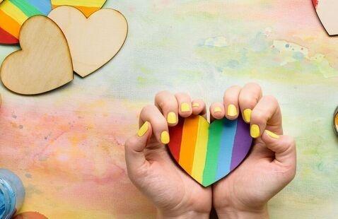 Take Pride: Stories in Paint