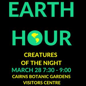 Creatures of the Night - Cairns Botanic Gardens