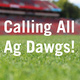 Calling All Ag Dawgs!