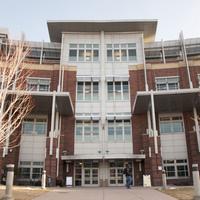JCSU building