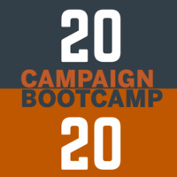 Campaign Bootcamp: Register now!