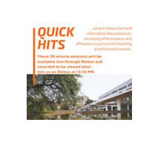Quick Hits with Clemson Online