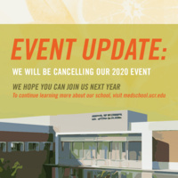 Cancelled - School of Medicine Open House