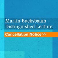 Bucksbaum Lecture - An Evening with Cary Fowler